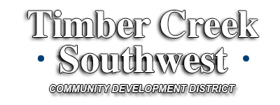 Timber Creek Commuity Development District